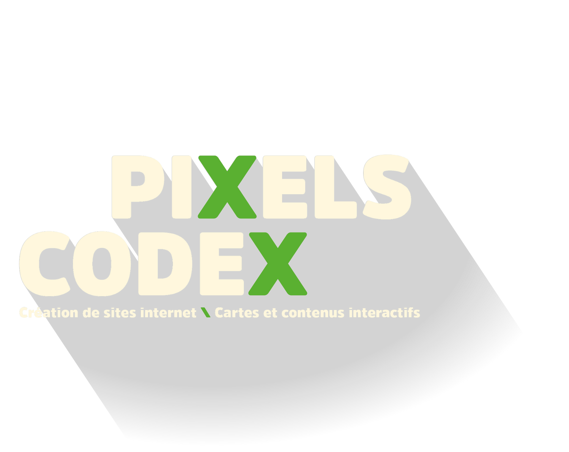 Pixels Codex création sites internet